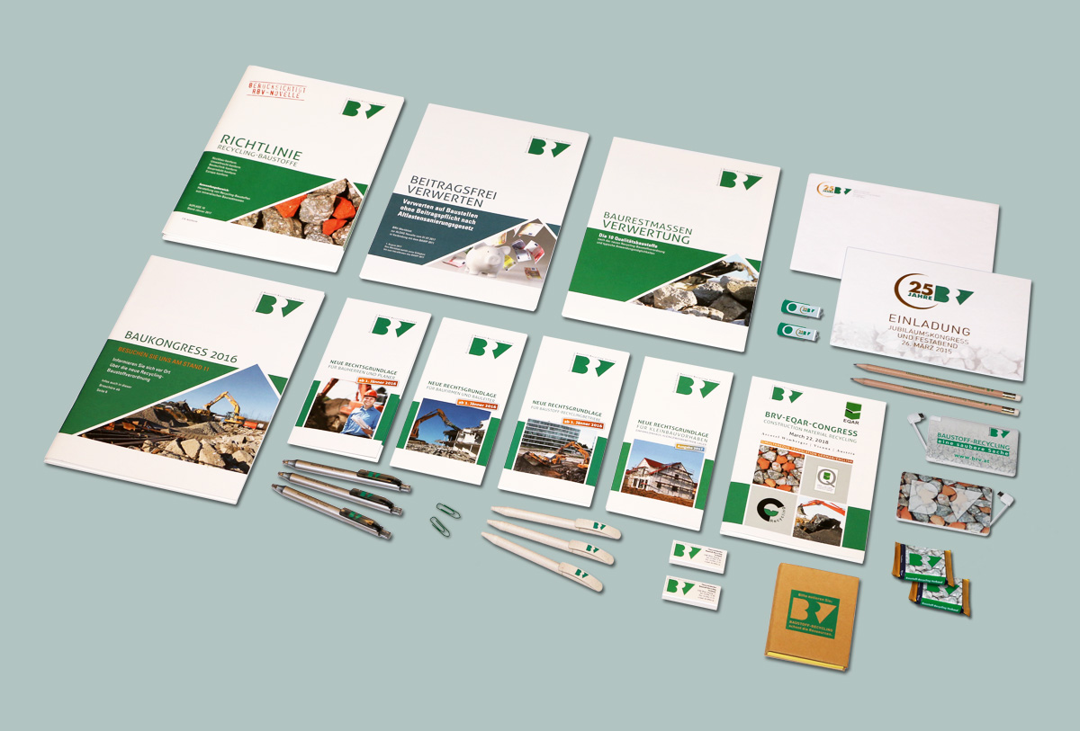 BRV Corporate Design
