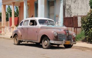 Mercury Town Sedan 1941, Cuba