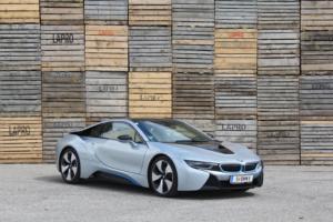 BMW i8   Foto: Johannes Toth
