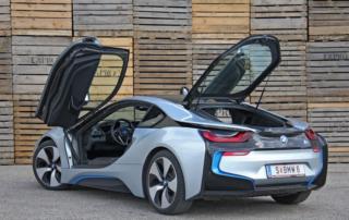 BMW i8 | Foto: Johannes Toth