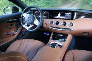 Mercedes-AMG Coupé   Foto: Johannes Toth