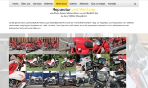 Moto Guzzi, Fotos: Johannes Toth