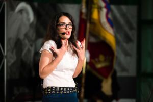 Moderation/Comedy: Aida Loos