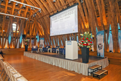 Event-Consulting: TU-Kuppelsaal